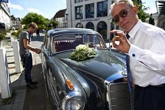 Chauffeur (Monty May (OBSERVE)) Tags: iserlohn nrw germany street streetphotography