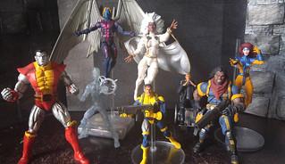 X-Men Gold Team