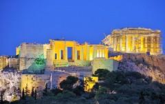 Live @ The Acropolis (roshan41182) Tags: roshan roshan41182 athens acropolis live greece europe history monument structure greek landmark pentax pentaxk70 k70 ancient architecture sky blue
