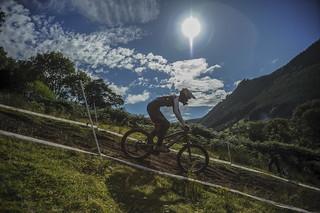 HSBC UK National Downhill Series Round 4, Rhyd-Y-Felin, Bala, Wales, UK.
