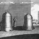 """Vintage illustration of the """"Bell of Pe-king"""" and the thumbnail"""
