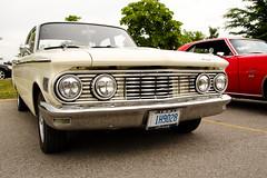 1961 Mercury Comet (In Explore) (Rackelh) Tags: car classic canada classiccar comet show bradford ontario cars