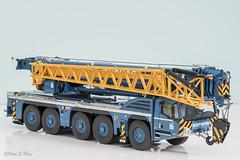 Sarens AC250-5 (PaulR1800) Tags: ac2505 crane demag imcmodels sarens