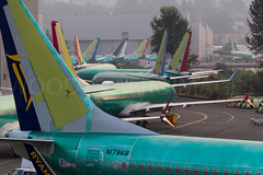 Outside FAL (737 MAX Production) Tags: b737 boeing737max boeing boeing7378 boeing7378max