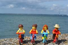 Coastal tour (229/365) (Tas1927) Tags: 365the2018edition 3652018 day229365 17aug18 lego minifigure minifig