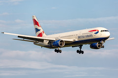 G-BNWB Boeing 767-336(ER) British Airways (Andreas Eriksson - VstPic) Tags: last commercial flight for gbnwb boeing 767336er british airways