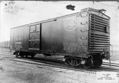 ACF9761 (barrigerlibrary) Tags: americancarandfoundry acf box car