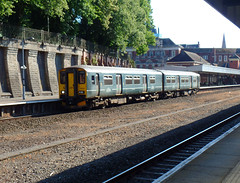 150232 Exeter Central (6) (Marky7890) Tags: gwr 150232 class150 sprinter 5b82 exetercentral railway devon train