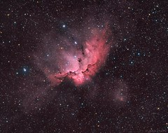 Wizard Nebula (Jaspal Chadha - London Astrophotography) Tags: essex england extragalactic garden wizard thewizardnebula ngc 7380 nasa astrophotography astromony apod ioptron qsi690 ccd london science space stars nebula astrometrydotnet:id=nova2712883 astrometrydotnet:status=solved