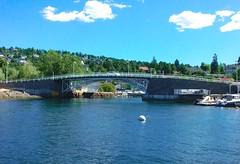 bridge to Ormøya built 1922 (jonarnefoss2013) Tags: oslofjord fjord rx100mk5 sony norge norway oslo oslofjorden ormøya