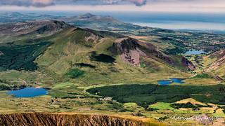 Snowdon Moutain View