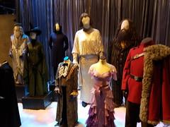 1711 Harry Potter Tour 10 Costumes (chris_park_uk) Tags: harrypotter studiotour costumes