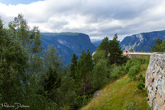 Aurland - Norway (Melvin Debono) Tags: aurland is municipality county sogn og fjordane south side sognefjorden traditional district norway melvin debono canon 7d travel photography fjord nature landscape sea sky grass lake water mountain bay river rock mountainside lunde