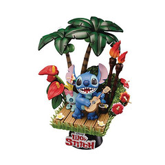 Lilo and Stitch Statue (mywowstuff) Tags: gifts gift ideas gadgets geeky products men women family home office
