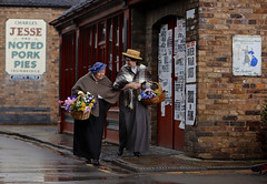 'Situations Vacant' (AndrewPaul_@Oxford) Tags: blists hill victorian town open air museum edwardians environmental portrait reenactment reenactors timeline events
