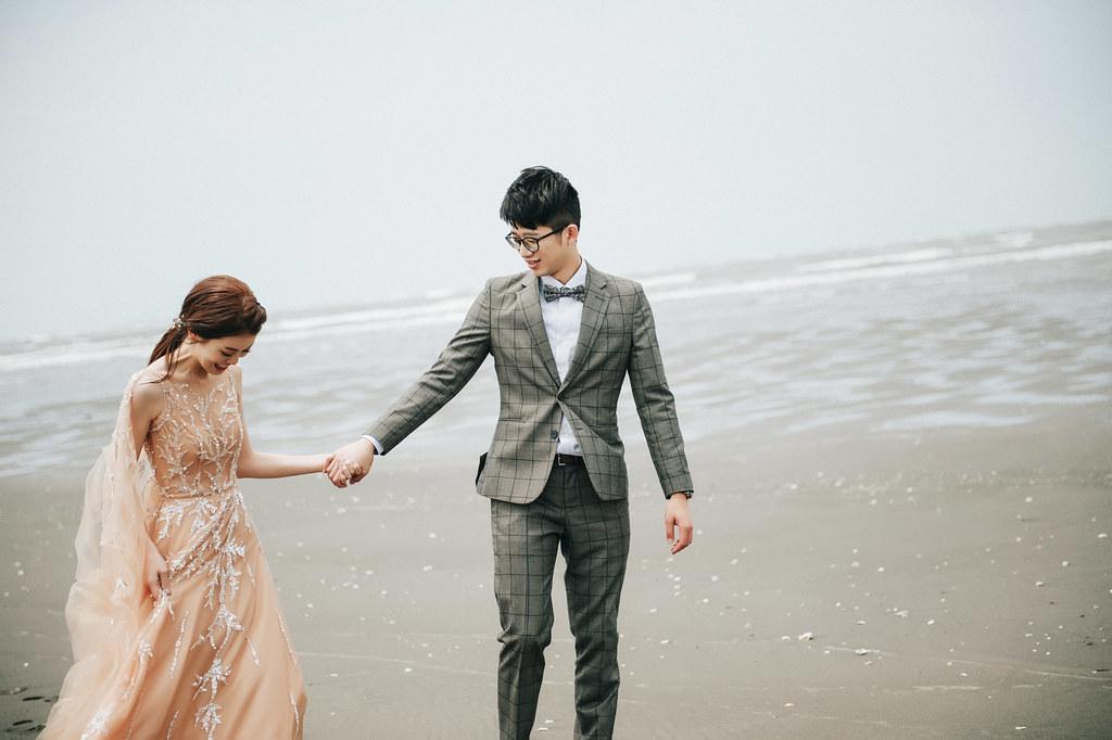 [美式婚紗]昆憲 & 亞庭 / 彰濱