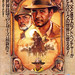 Japanese one-sheet for the release of The Last Crusade, 1989
