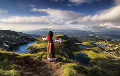 За любов е таз природа... (https://www.facebook.com/asya.misheva.photography) Tags: landscape nationalpark rilamountain sky grass sevenrilalakes lakes blue photography asyamishevaphotography