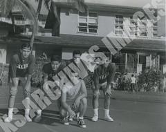 516- 5455 (Kamehameha Schools Archives) Tags: kamehameha archives ksg ksb ks oahu kapalama luryier pop diamond 1954 1955 alii panee kealoha nakamoto stewart urbshot