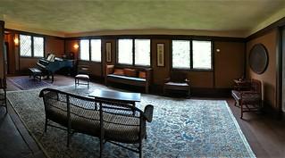 Tan-y-deri sitting room