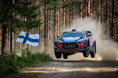 Rally Finland 2018 (KeeperinEri) Tags: rally finland 2018 rallying rallye racing ralli race rallyfinland nesteoilrallyfinland nikon motorsport auto action sport rallycar thierry neuville nicolas gilsoul hyundai i20 coupe wrc tamronsp70200mmf28divcusdg2