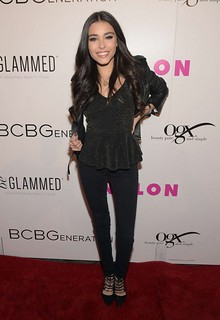 Madison Beer at Nylon Red Carpet