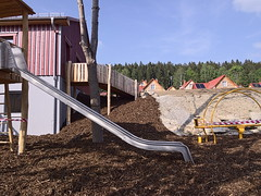 Harz_e-m10_1015194681 (Torben*) Tags: olympusm1442mmf3556iir olympusomdem10 rawtherapee harz schierke dasschierke harzresortambrocken spielplatz playground rutsche slide