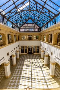 Thomas Center Atrium