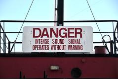 DSC_5624 (Thomas Cogley) Tags: lightship lv21 boat ship red light gravesend kent river thames thomas cogley thomascogley warning sign noise sound signal