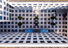 Tetris Architektur (Marcel Cavelti) Tags: dji0892bearb3 architecture bgs chur ibw drone flight dji magic pro djimavicpro mavicpro squares tetris building