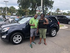 Thanks Roundtree! (Autolinepreowned) Tags: autolinepreowned highestrateddealer drivinghappiness atlanticbeach jacksonville florida