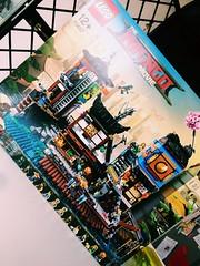 Inizia una nuova avventura...new adventure begins...TLNM City Docks (valeolligio) Tags: garmadon lloyd cole ninjagocitydocks docks city thelegoninjagomovie tlnm 70657 2018 lego