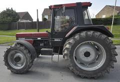 More of those tractors (petelovespurple) Tags: 16thbeadlamcharitytractorrun tractors ryedale