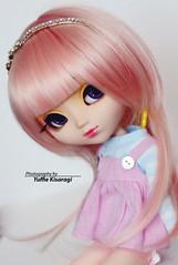 Kurumi - Pullip Papin (·Yuffie Kisaragi·) Tags: doll pullip papin kurumi obitsu rewigged