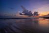 "St Joe Sunset [EXPLORED #4] (Travis Rhoads) Tags: blue sonyalphaa9ilce9 zeissbatis18mmf28 reallyrightstuff ""tvc33"" portstjoe florida sunset ocean waves travisrhoadsphotography clouds"