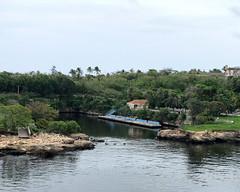 Havana Cuba 2018 - 12 (Marion J. Ross) Tags: 2018 cuba farocastillodelmorro havana cameraphone iphone iphone8plus lighthouse water lahabana cu