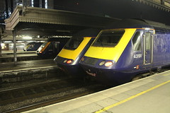 HSTs (matty10120) Tags: london paddington train railway rail transport travel great western class 43 125 hst high speed