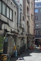tokyo7265 (tanayan) Tags: urban town cityscape tokyo japan nikon v3 東京 日本 road street alley kanda 神田