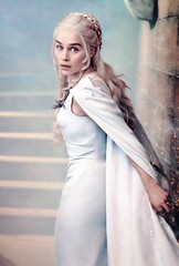 "Emilia Clarke as Daenerys Targaryen in the March 20th issue of Entertainment Weekly. {x} "" (Game of Thrones Arts) Tags: game thrones"