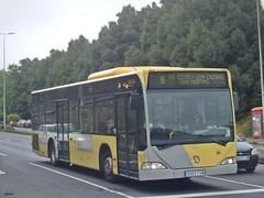 Mercedes Citaro 1917 de Urbanos de Santiago de Compostela. (Bus Box) Tags: autobus bus santiagodecompostela urbano transportepublico tussa tralusa mercedesbenz monbus