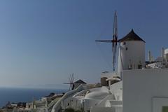 Oia windmills (•Nicolas•) Tags: nicolasthomas grèce greece holidays ile island m9 santorini vacances windmill moulin oia grèce