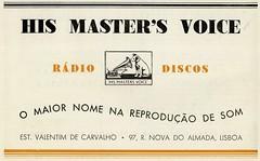 Publicidade, 1942 (Hemeroteca Municipal de Lisboa (Portugal)) Tags: publicidade ads advertisement advertising propaganda text texto vintage old antiga anos40 portugal hemerotecadigital hemerotecamunicipaldelisboa periodicalslibrary digitallibrary hismastersvoice