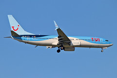 OO-JAV Boeing 737-8K5SC TUI Belgium AGP 01-07-18 (PlanecrazyUK) Tags: lemg malaga–costadelsolairport malaga costadelsol oojav boeing7378k5sc tuibelgium agp 010718
