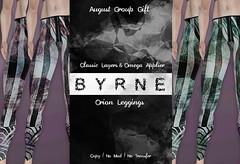 (BYRNE) OrionLeggingsAD-AUGGROUPGIFT-UNISEX (ByrneDarkly-www.tartiste.wordpress.com) Tags: leggings tights omegaapplier groupgift freebie meshapplier unisex stripes grunge