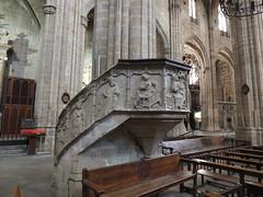 Catedral - Púlpito 2 (albTotxo) Tags: tortosa tarragona cataluña españa