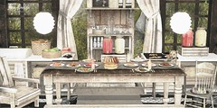 The table is served! (IgorAlmeida BlackBart) Tags: peaches uber ubersl blackbantam dubaievent taikou summerfest summerfest18 mossmink thor mudhoney