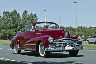 Pontiac Silver Streak 8 Convertible 1948 (4135)