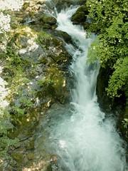 Salto de agua (JAPG 1100D) Tags: canon eos 1100d 1855mm 18mm f95 115 iso800 agua aigua cascada waterfall fluss río roca bosque καταρράκτη водопад 瀑布 カスケード 川 江 река ποταμού