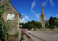 Bulwick, Northamptonshire (Jayembee69) Tags: bulwick northamptonshire northants england english village church pub publichouse inn queenshead britain british gb uk unitedkingdom may