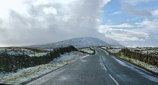 Winter in the Yorkshire Dales.